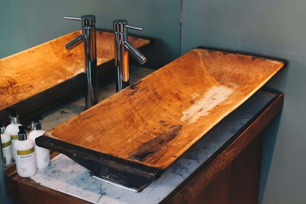 llys meddyg newport pembrokeshire room 7 sink