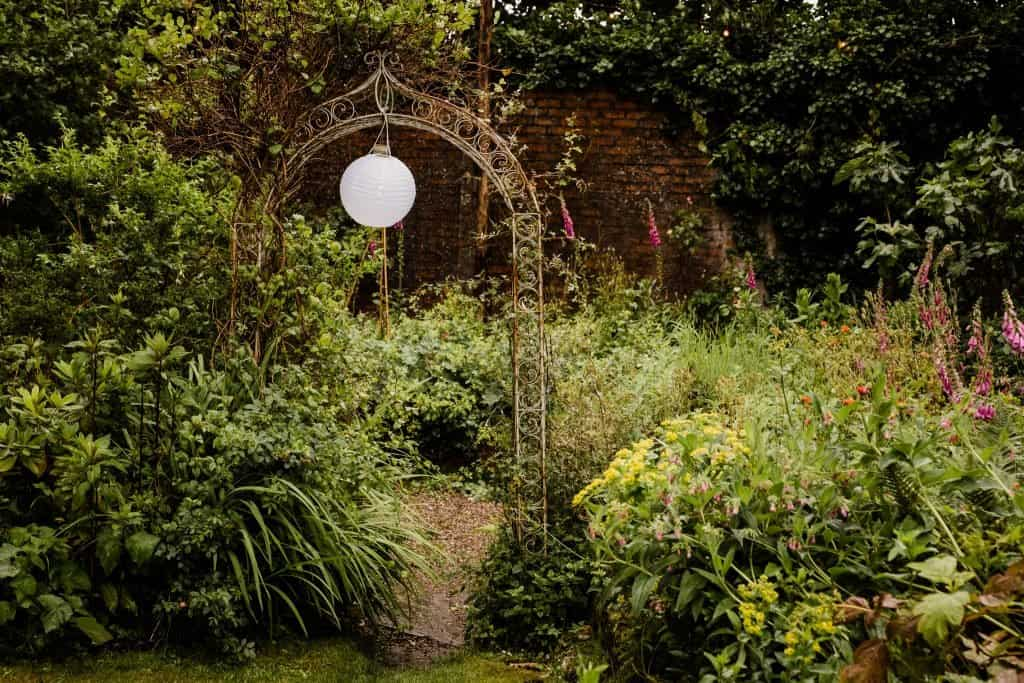 llys meddyg garden newport pembrokeshire